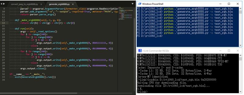 痞子衡嵌入式:纪录i.MXRT1060驱动LCD屏显示横向渐变色有亮点问题解决全过程(解答篇)