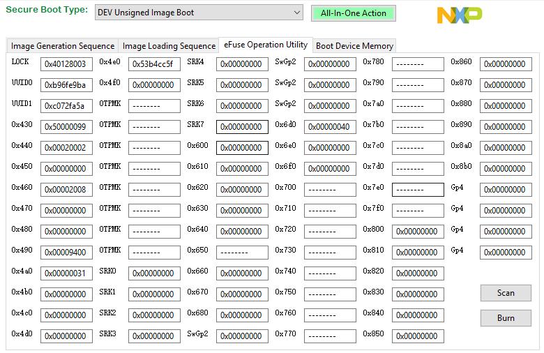 NXP-MCUBootUtility_fuseUnderMasterMode