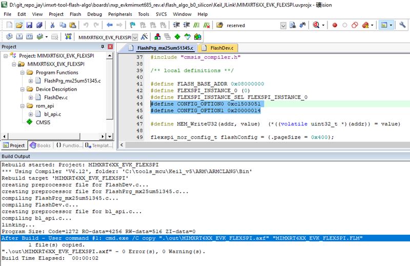 痞子衡嵌入式:轻松为i.MXRT设计更新Segger J-Link Flash下载算法文件
